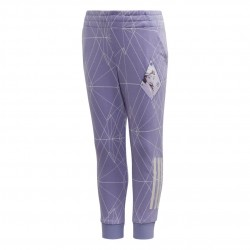 Adidas LG Disney Frozen Pants Lány Gyerek Nadrág (Lila-Fehér) GD3716