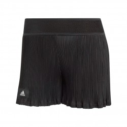 Adidas Plisse Tennis Shorts Női Tenisz Short (Fekete-Fehér) GG3790