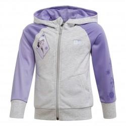 Adidas LG Disney Frozen Cover-Up Lány Gyerek Felső (Szürke-Lila) GD3717