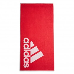 Adidas Towel Large Törölköző (Piros-Fehér) FJ4771