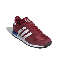 Adidas Originals USA 84 Férfi Cipő (Bordó-Fehér-Kék) FV2051