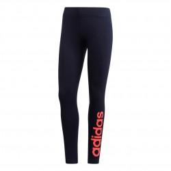 Adidas Essentials Linear Tights Női Nadrág (Sötétkék-Rózsaszín) GD3006