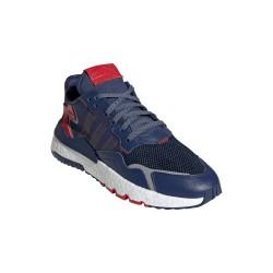 Adidas Originals Nite Jogger Férfi Cipő (Sötétkék-Piros) FW2052
