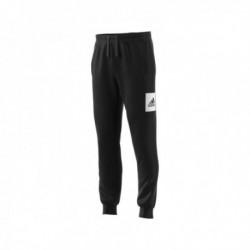 Adidas Essentials Box Logo Pants Férfi Nadrág (Fekete-Fehér) B47210