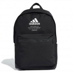 Adidas Classic Twill Fabric BP Hátizsák (Fekete-Fehér) GD2610
