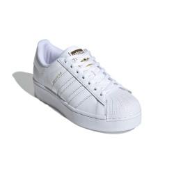 Adidas Originals Superstar Bold W Női Cipő (Fehér-Arany) FV3334