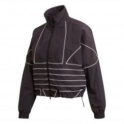 Adidas Originals Large Logo Track Top Női Felső (Fekete-Fehér) GD2416