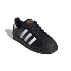 Adidas Originals Superstar J Női Cipő (Fekete-Fehér) EF5398