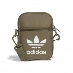 Adidas Originals Trefoil Festival Bag Kistáska (Zöld-Fehér) GL7472