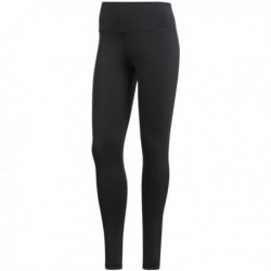 Adidas Believe This Solid Tights Női Nadrág (Fekete) CW0489