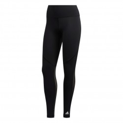 Adidas Believe This 2.0 3 Stripes ML Tights Női Nadrág (Fekete) FT3145
