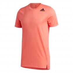 Adidas Heat.RDY Training Tee Férfi Póló (Barack-Fekete) GL7296