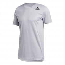 Adidas Heat.RDY Training Tee Férfi Póló (Szürke-Fekete) GL7295