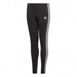 Adidas Originals 3 Stripes Leggings Lány Gyerek Leggings (Fekete-Fehér) ED7820