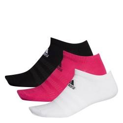 Adidas Light Low 3PP 3 Páras Zokni (Fekete-Rózsaszín-Fehér) DZ9403