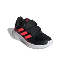 Adidas Tensaur Run C Lány Gyerek Cipő (Fekete-Rózsaszín) FW4013