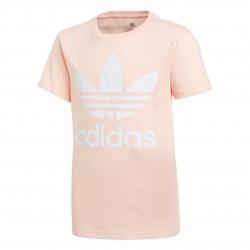 Adidas Originals Trefoil Tee Lány Gyerek Póló (Barack-Fehér) GD2681