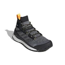 Adidas Terrex Free Hiker Parley Hiking Férfi Túra Bakancs (Fekete-Fehér) FV6792