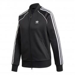 Adidas Originals Primeblue SST Track Top Női Felső (Fekete-Fehér) GD2374