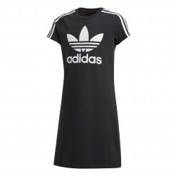 Adidas Originals Adicolor Dress Lány Gyerek Ruha (Fekete-Fehér) FM5653