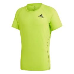 Adidas Runner Tee Férfi Futó Póló (Zöld-Fekete) GC6717