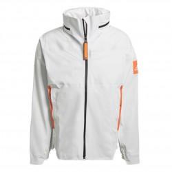 Adidas Myshelter Rain Jacket Férfi Esőkabát (Törtfehér-Narancs) GE5851