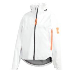 Adidas Myshelter Rain Jacket Női Esőkabát (Törtfehér-Narancs) GE5858
