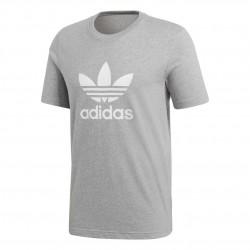 Adidas Originals Trefoil Tee Férfi Póló (Szürke-Fehér) CY4574