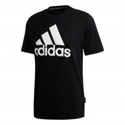 Adidas Must Haves Badge Of Sport Tee Férfi Póló (Fekete-Fehér) GC7346