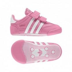 Adidas Originals Dragon L2W Crib Bébi Kislány Kocsicipő (Rózsaszín-Fehér) BB5236
