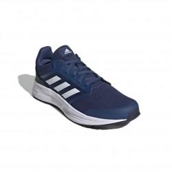 Adidas Galaxy 5 Férfi Futó Cipő (Sötétkék-Fehér) FW5705