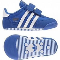 Adidas Originals Dragon L2W Bébi Kisfiú Kocsicipő (Kék-Fehér) BB5235