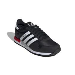 Adidas Originals USA 84 Férfi Cipő (Fekete-Fehér-Piros) FV2050