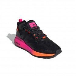 Adidas Originals ZX 2K BOOST Női Cipő (Fekete-Pink-Narancs) FV9997