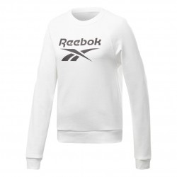 Reebok Classics Big Vector CS Női Pulóver (Fehér-Fekete) FT6224