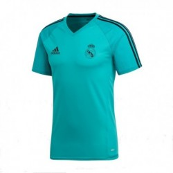 Adidas Real Madrid Authentic Training Jersey Férfi Póló (Türkiz) BR8880