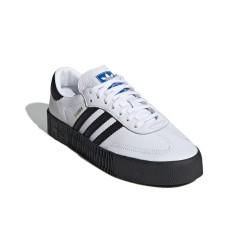 Adidas Originals Sambarose W Női Cipő (Fehér-Fekete) FV0767