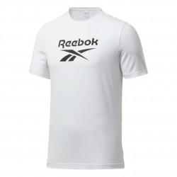 Reebok Classics Vector Tee Férfi Póló (Fehér-Fekete) GD0427