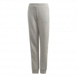 Adidas YG Essentials Linear Pants Lány Gyerek Nadrág (Szürke-Rózsaszín) GD6352