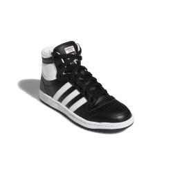 Adidas Originals Top Ten J Uniszex Gyerek Cipő (Fekete-Fehér) FW4998