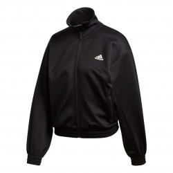 Adidas Must Haves Track Jacket Női Felső (Fekete-Fehér) FR5109