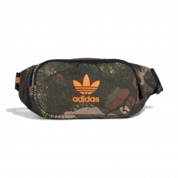 Adidas Originals Camo Waist Bag Övtáska (Zöld-Barna) FT9304