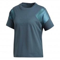 Adidas Originals Short Sleeve Tee Női Póló (Kék) FU3853