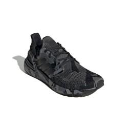 Adidas UltraBOOST 20 Férfi Futó Cipő (Fekete-Szürke) FV8329