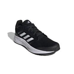Adidas Galaxy 5 Férfi Futó Cipő (Fekete-Fehér) FW5717