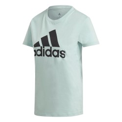 Adidas Must Haves Badge Of Sport Tee Női Póló (Zöld-Fekete) GC6962