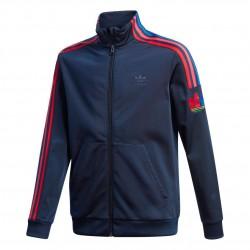 Adidas Originals Adicolor 3D TT Fiú Gyerek Felső (Sötétkék-Színes) GD2690