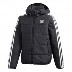 Adidas Originals Padded Jacket Uniszex Gyerek Kabát (Fekete-Fehér) GD2699