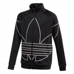Adidas Originals Big Trefoil TT Uniszex Gyerek Felső (Fekete-Fehér) GD2707