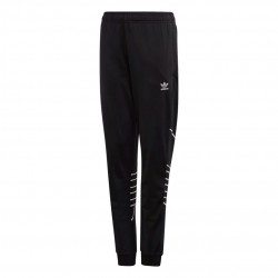 Adidas Originals Big Trefoil TP Uniszex Gyerek Nadrág (Fekete-Fehér) GD2713